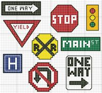 CROSS STITCH ALLLL THE THINGS!