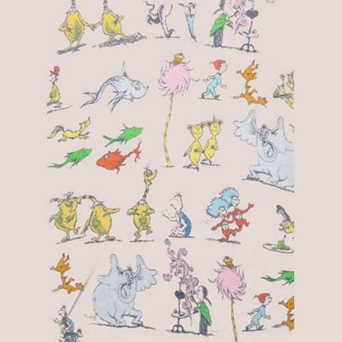 List Of Dr. Seuss Characters of Dr Seuss Characters