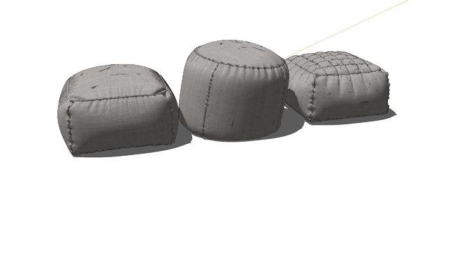 puf - 3D Warehouse