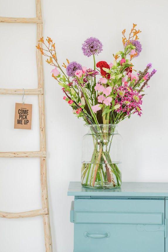 Een perfecte dag voor een boeket bloemen in huis | A perfect day for a bouquet of flowers at home | Bloomon