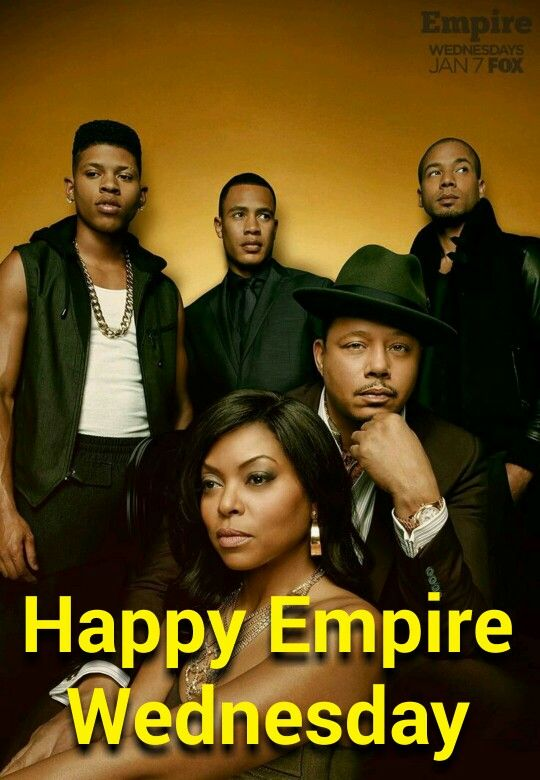 Happy Empire Wednesday