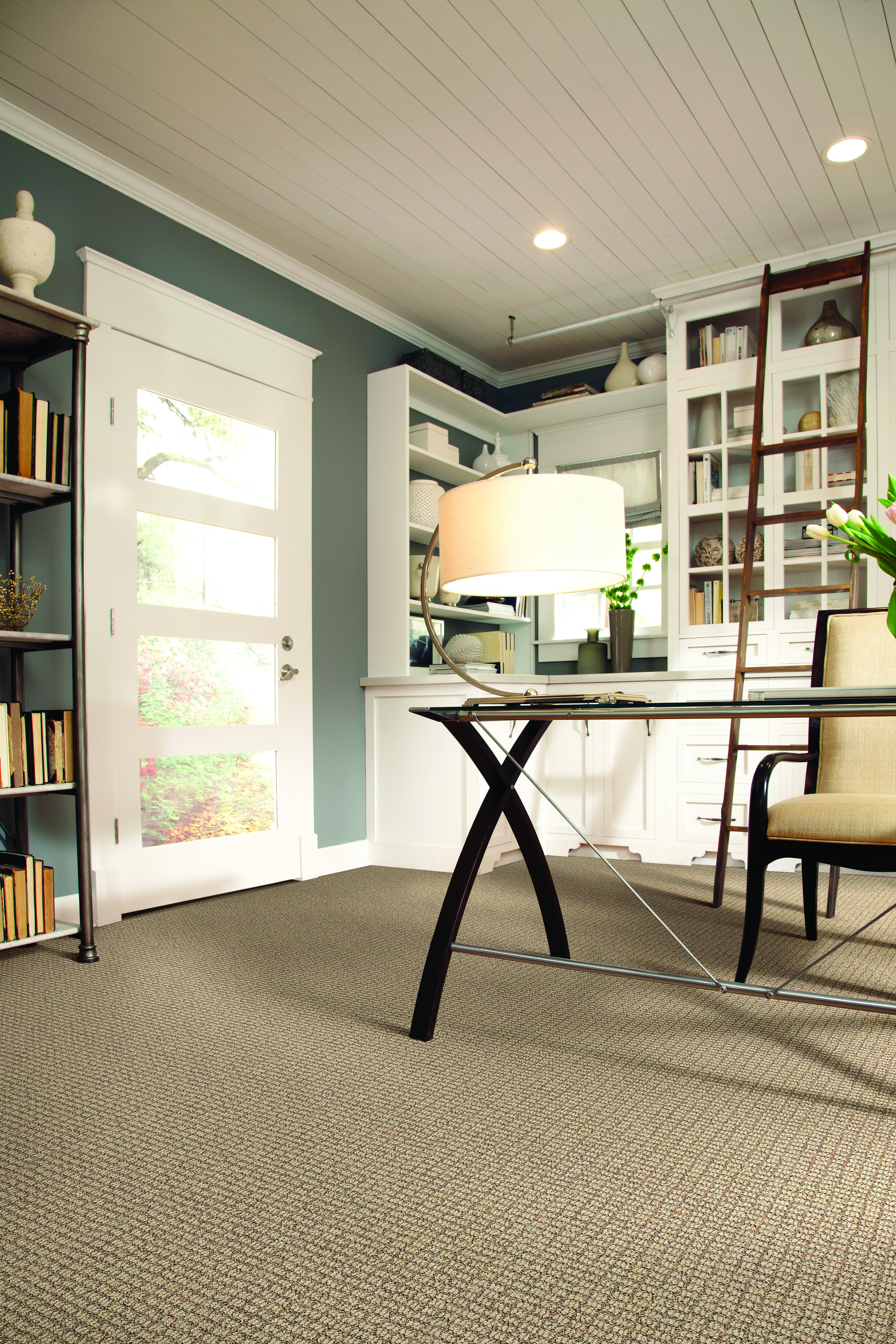 Available in nine colors Artisan from Shaw is a neutral carpet that