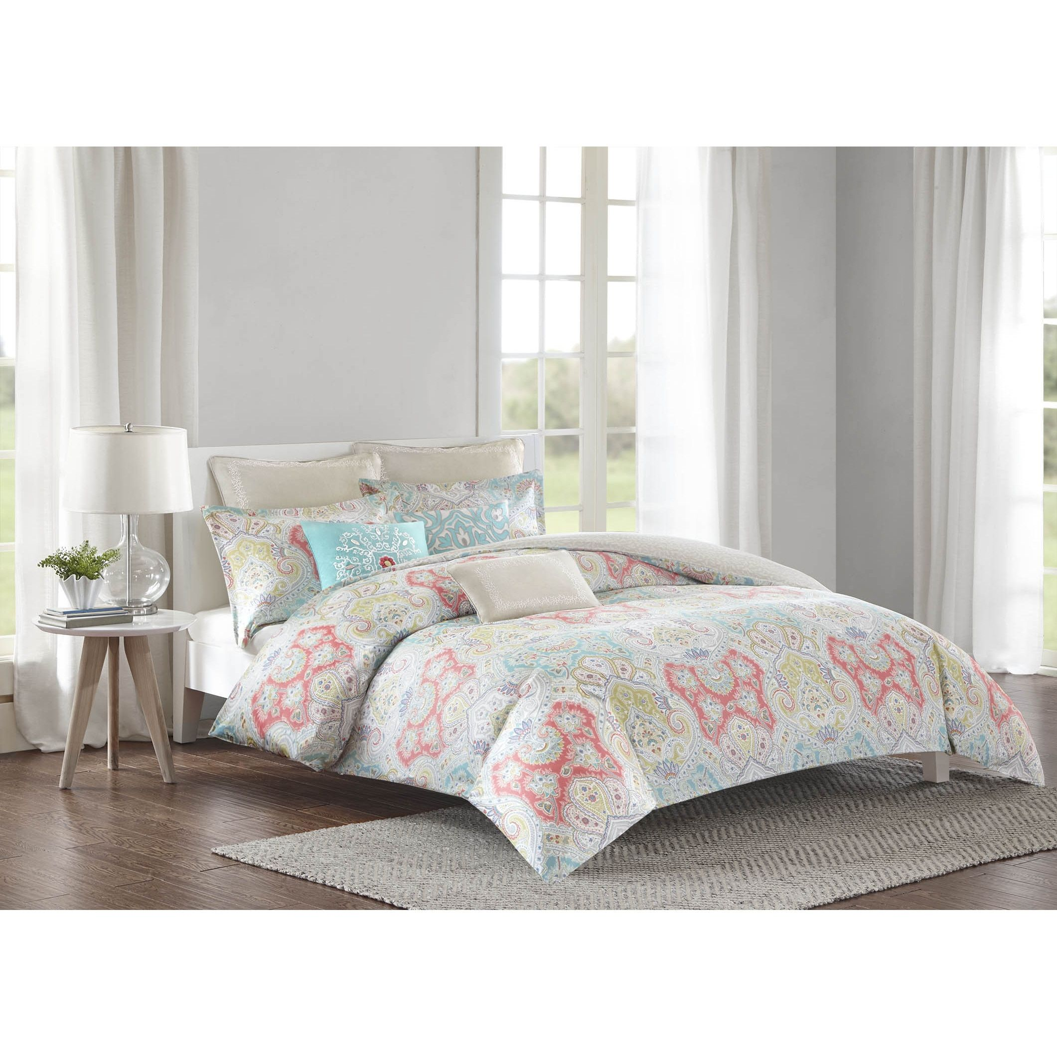 set uk and melody bedding sets pink covers mixed duvet mix prd cotton ireland