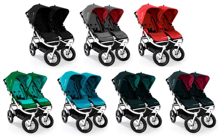 2019 Indie Twin Double Stroller Double strollers, Baby