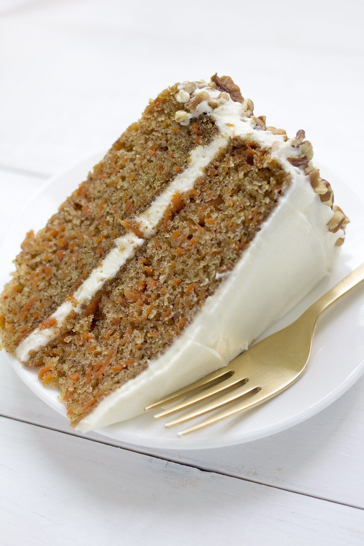 The Very Best Carrot Cake Use Almond Extract In The Icing Instead