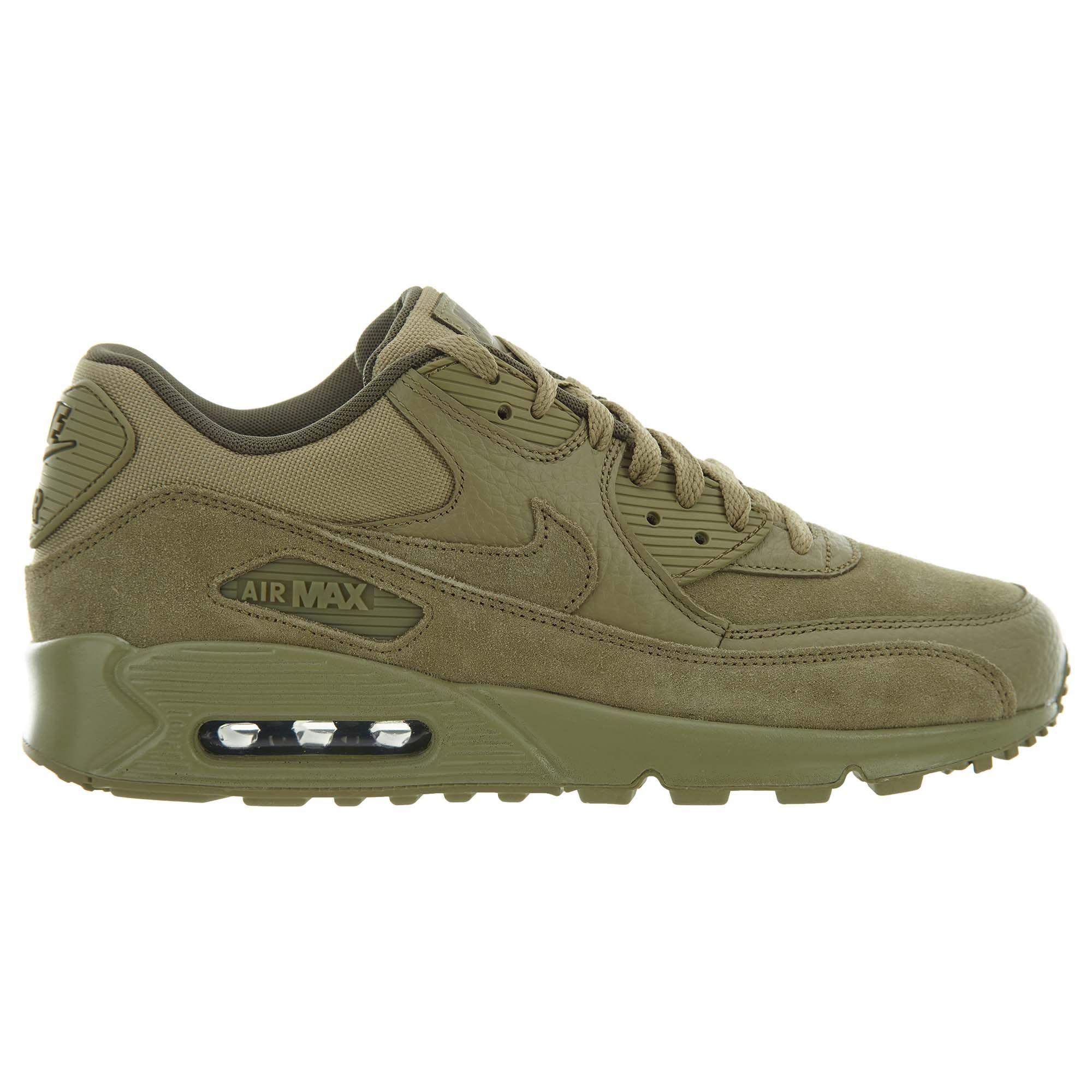 NIKE AIR MAX 90 PREMIUM NEUTRAL OLIVE NEUTRAL OLIVE. #nike #shoes ...