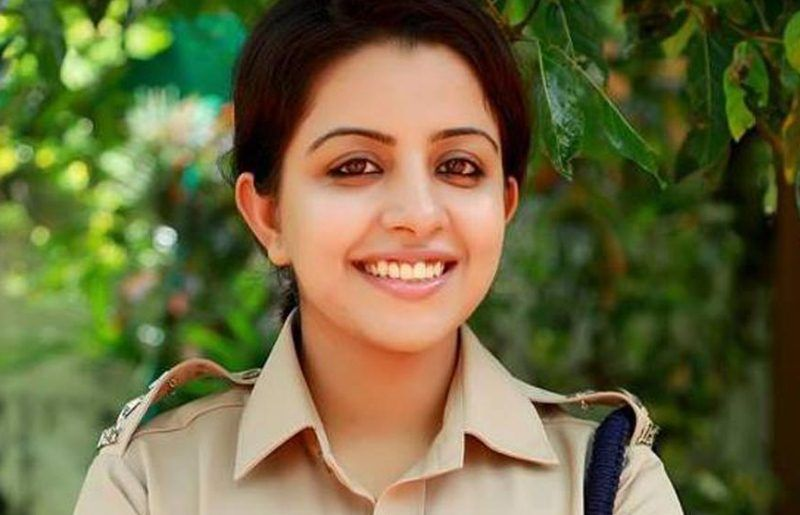 Merin Joseph - Beautiful IPS officer from Kerala in 2020