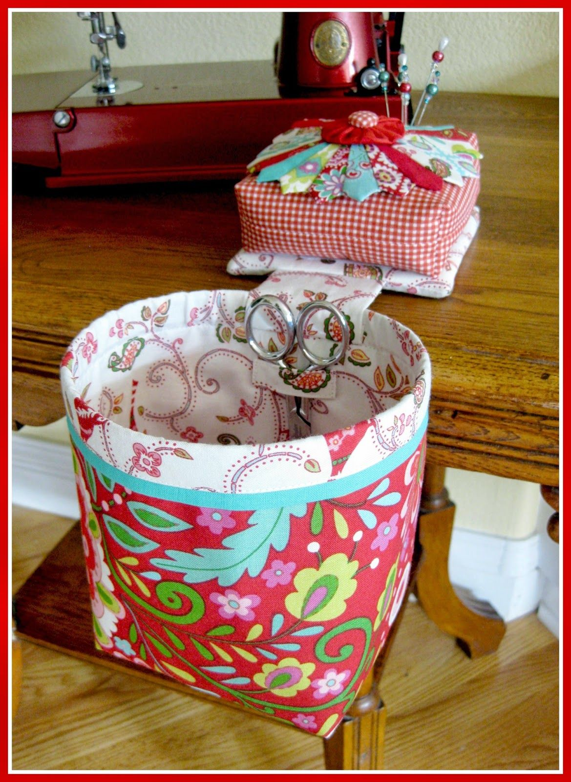 Thread Catcher Pattern Awesome Inspiration Design