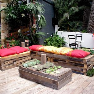 Ideas para decorar terrazas y azoteas tu casa y tu - Ideas para decorar tu jardin ...