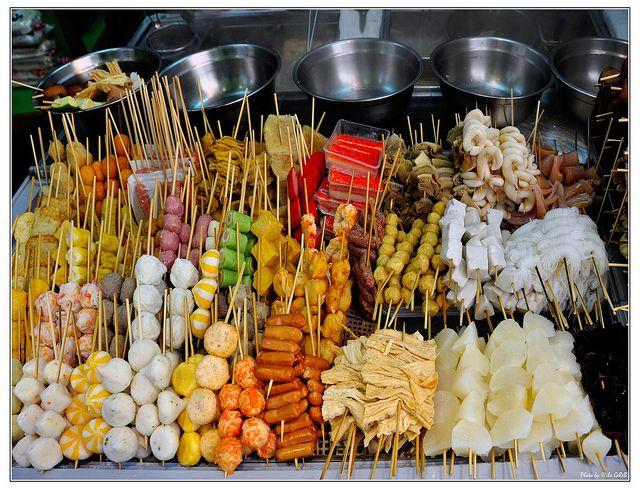 Chinese Street Food In Macau China Chinese Street Food World Street Food Street Food Market