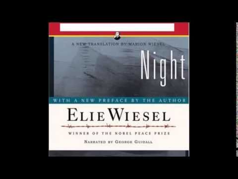 night chapter audio night elie wiesel  elie wiesel night m wiesel audiobook full