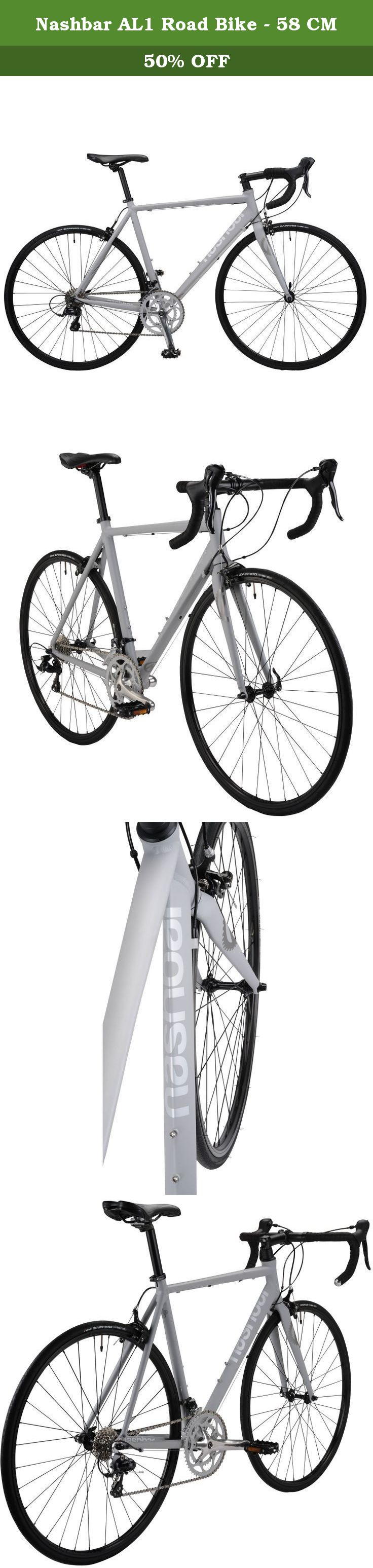Nashbar Al1 Road Bike 58 Cm Value Abounds While The Price