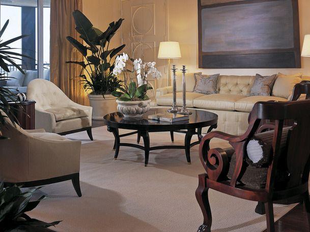Schönes-Wohnzimmer-eingerichtet-mit-Art-Deco-Stund-wunderschönen - wohnzimmer modern eingerichtet