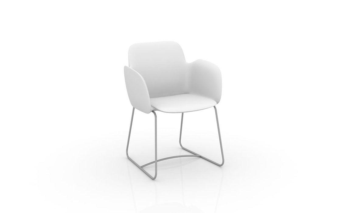 Pezzetina Stuhl - Möbel / Gartenmöbel / Stuhl - Gartenstuhl aus - gartenmobel kunststoff design