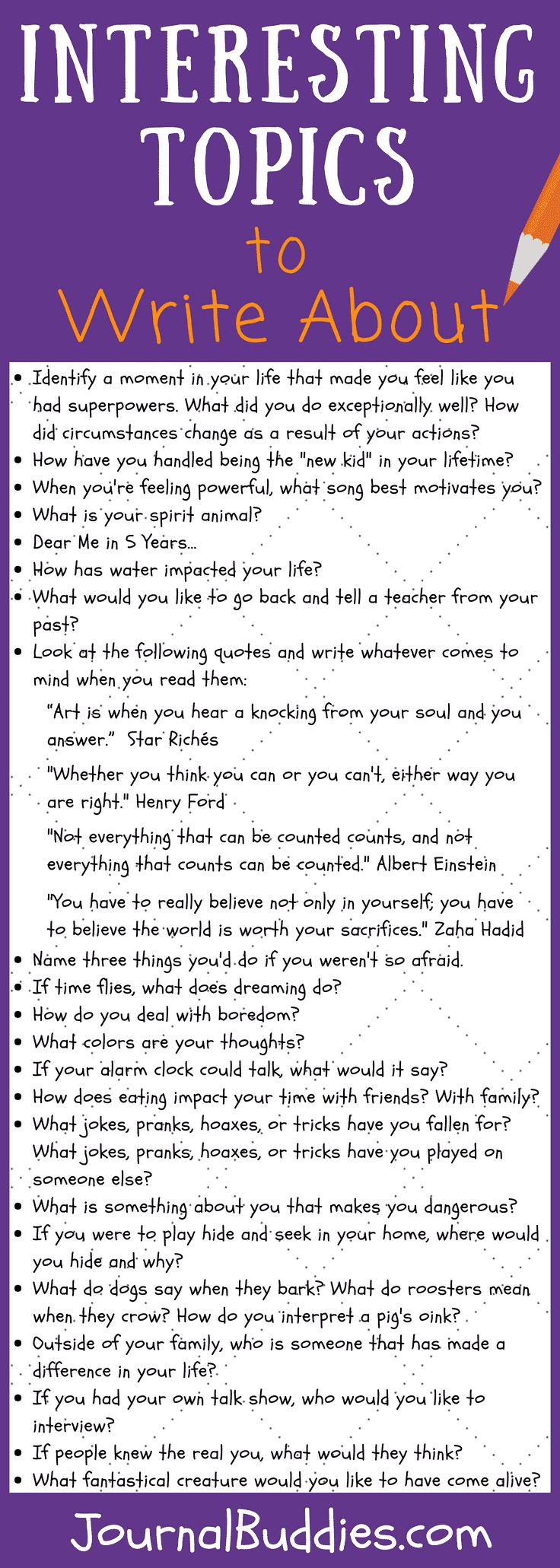 another word for topics by Glenda Bennett