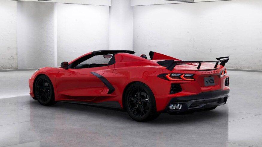 2020 C8 Corvette Convertible Here S How We D Build Ours Motor Trend Corvette Convertible Corvette Red Corvette