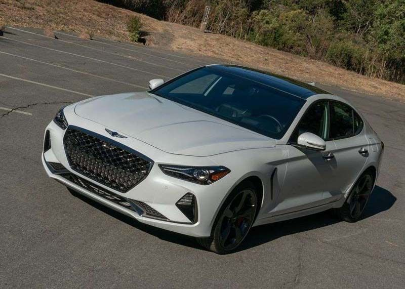 2020 Genesis G70 Model overview pricing tech and specs in