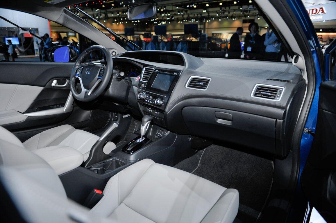 Honda Honda Civic Si 2014 Coupe Inside Car Wallpapers Honda Civic Ex Honda Civic 2014 2015 Honda Civic
