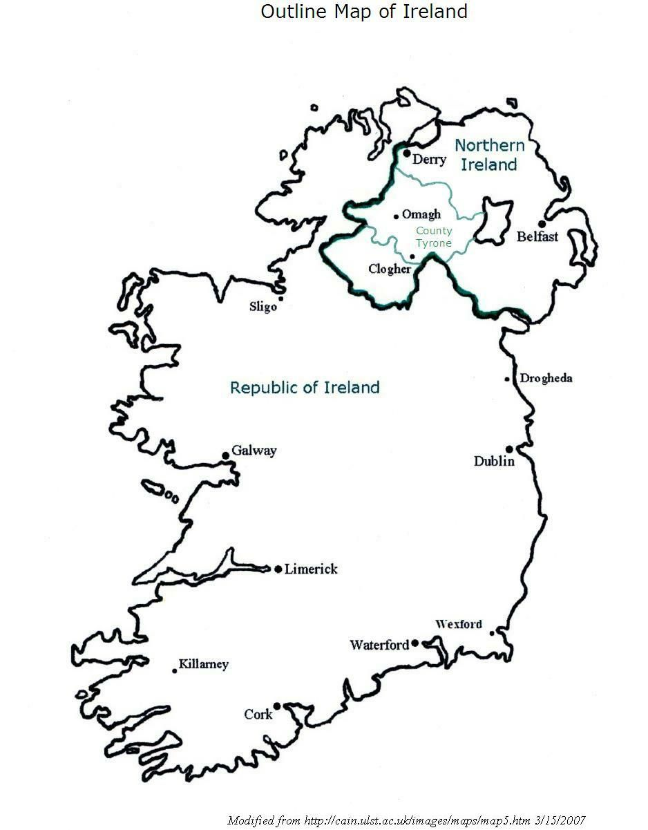 Topic Ireland Map Image By Christopher Skeels Ireland Map Map