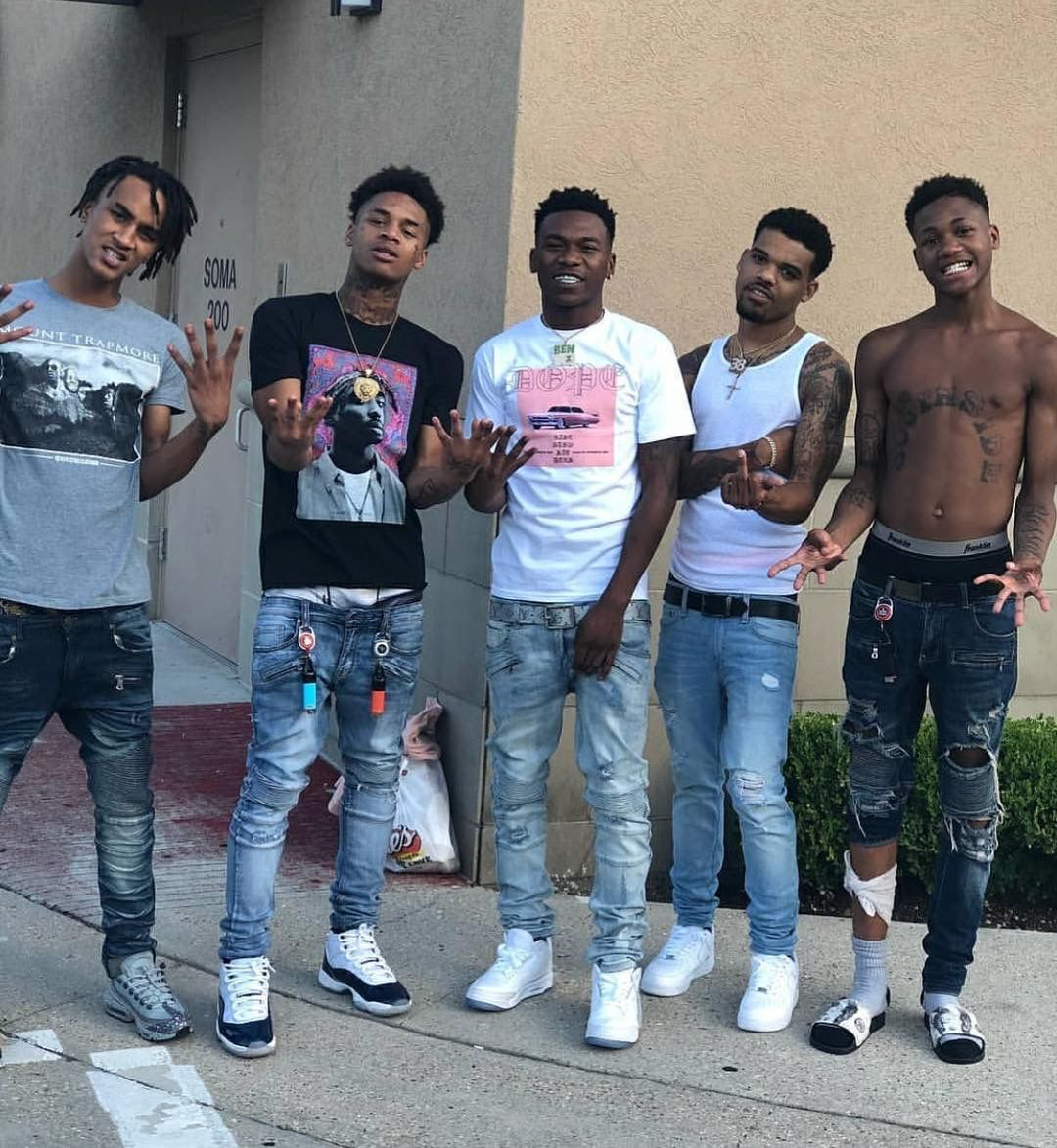 Pin on Trap/hood/fine boys