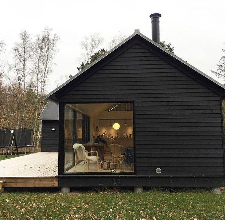 Modular Homes By #Stege, Denmark Based @moenhuset