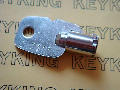 Vending Tubular Style Keyblank Coin Operated,Gumball,Arcade,Pinball Key Blank