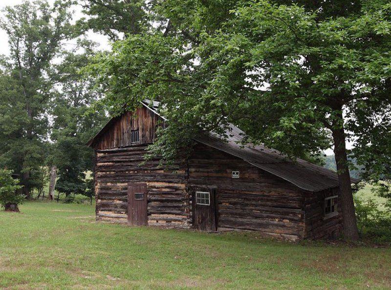 Old barn, rural North Carolina http//www.loc.gov/item