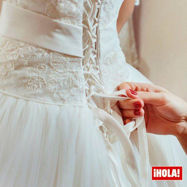 resultado de imagen de como arreglar un vestido novia pequeño