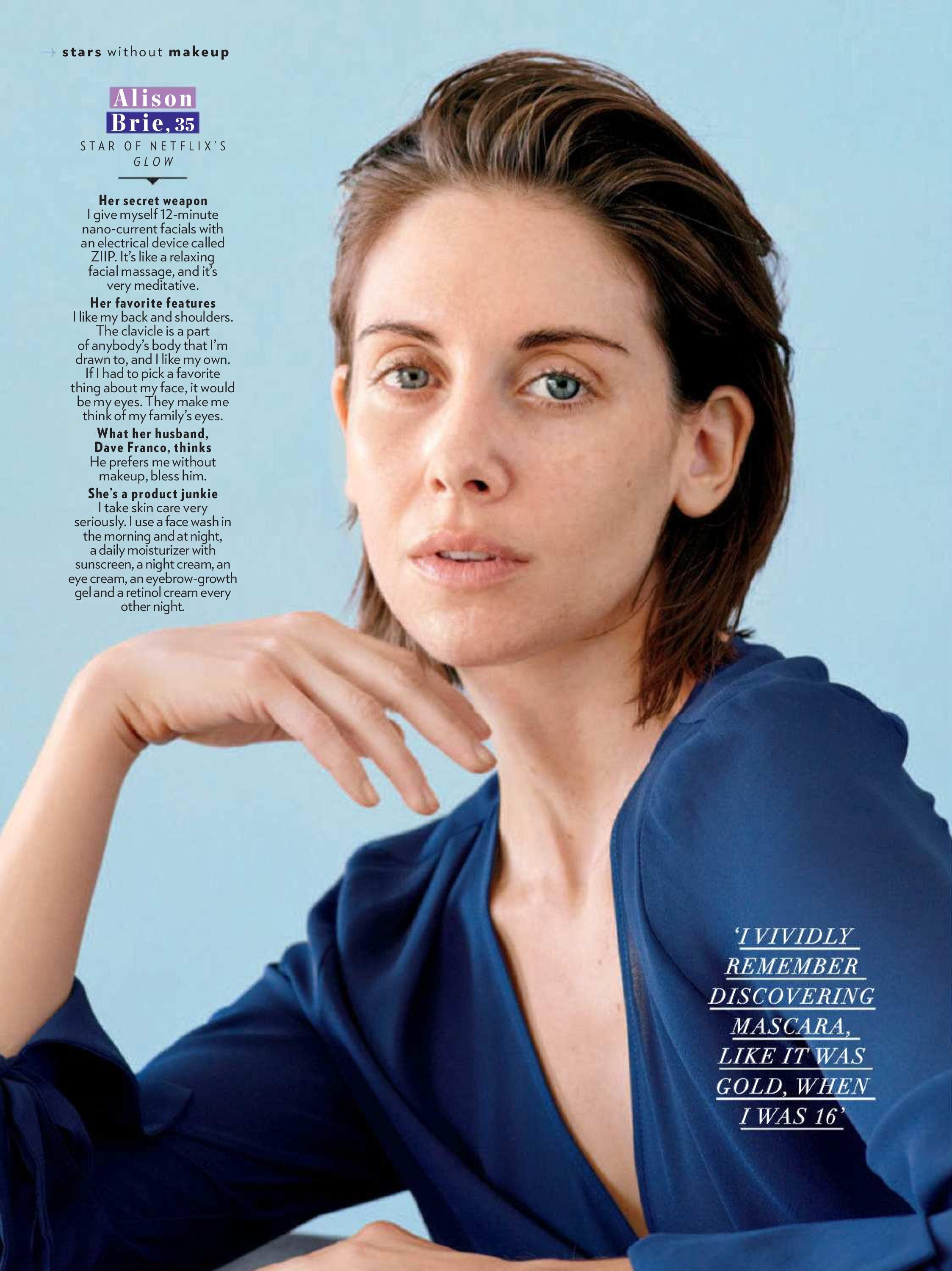 Alison Brie Sex Scandal no makeup | alison brie, brie, most beautiful people