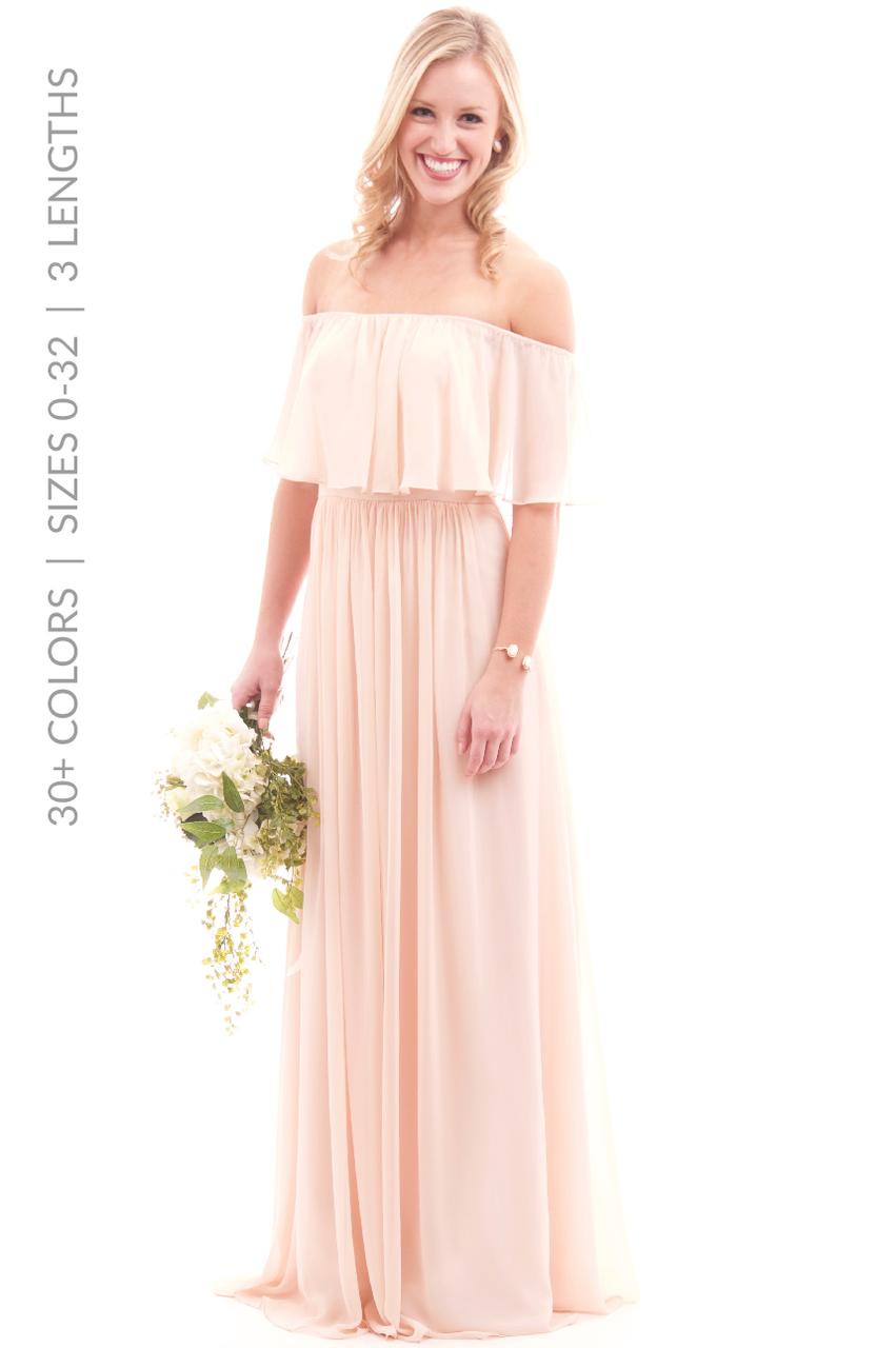 Abigail Chiffon Dress