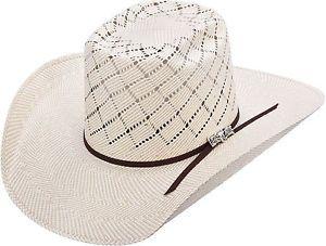 412045357 Cuernos Chuecos Bull rider Cowboy Hat Two Tone Rodeo Crown | Cuernos ...