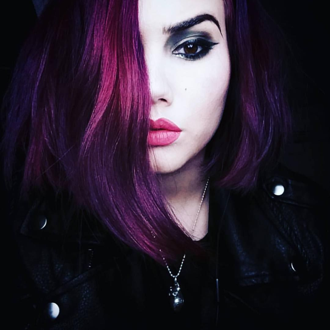 arctic fox hair color mainly boredom mixed virgin pink purple rain to hair ideas in. Black Bedroom Furniture Sets. Home Design Ideas