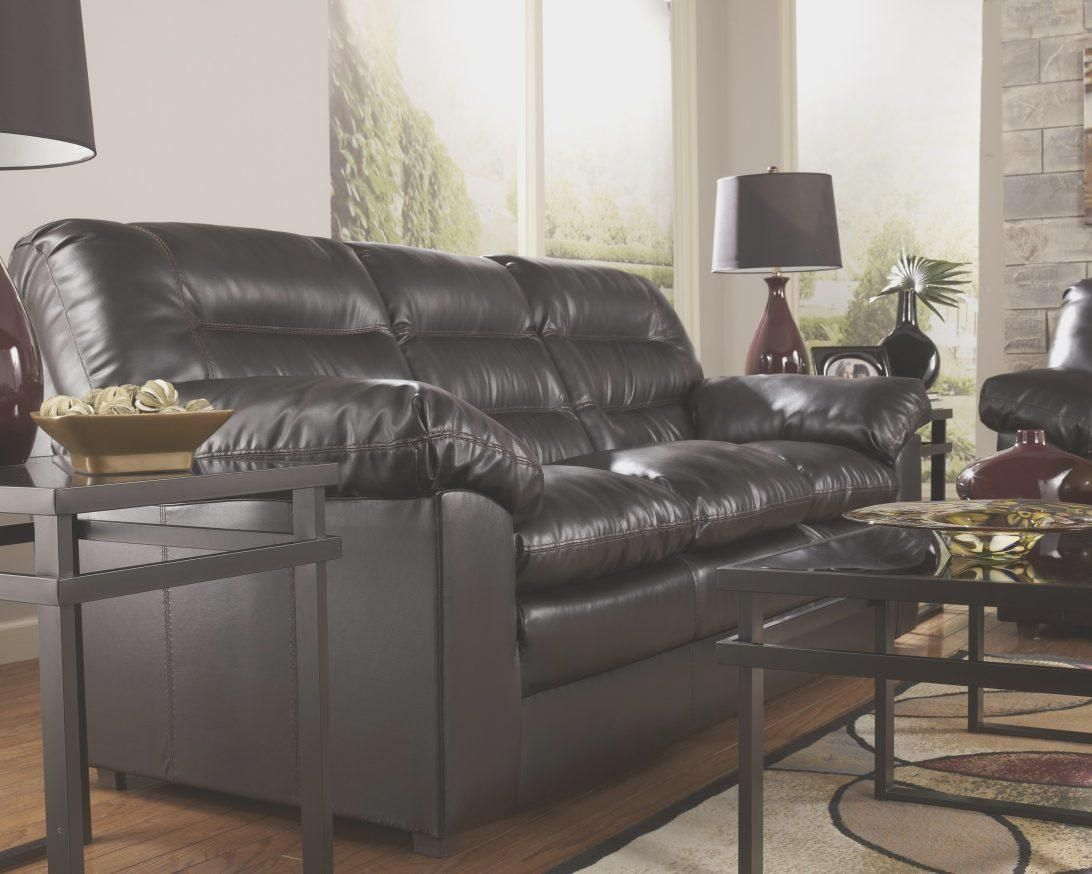 Bon Lovely Leather Couch Ashley Furniture