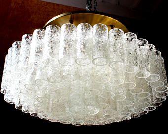 Plafoniere Living : 1 of 6 doria ballroom plafoniere chandelier marked german 9 lights