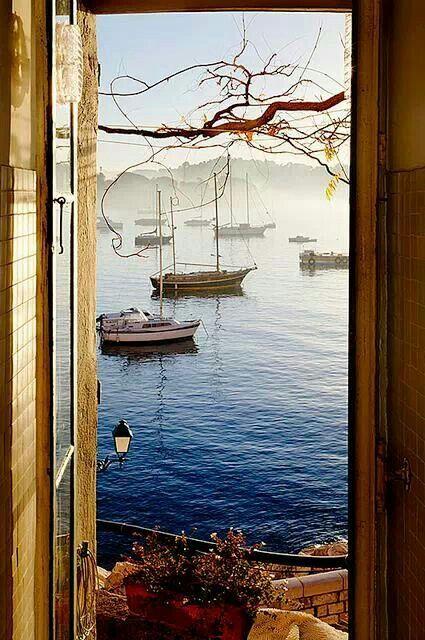 Seaside, Provence