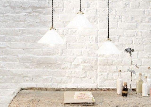 15 Inspirations Déco Pour Un Mur Nu | White Wood, Villas And Woods