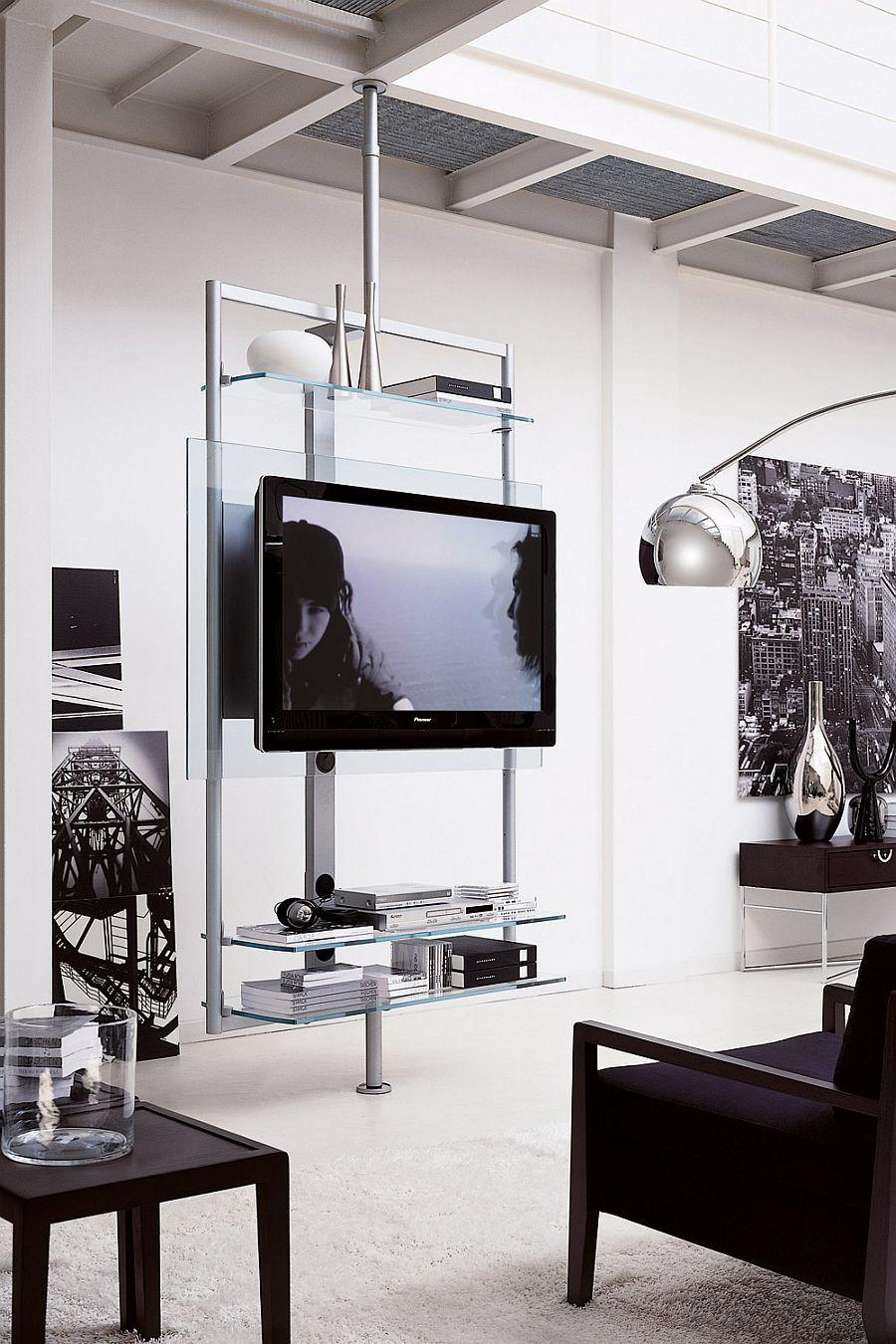 Interior Design Tv Room: Contemporary TV Stands That Redefine The Living Room