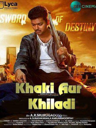 Khaaki Aur Khiladi Kaththi  Full Hindi Dubbed Movie Online Free