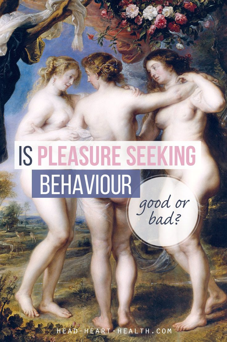 Somewhere along the way, pleasure has developed a bad reputation. According to…