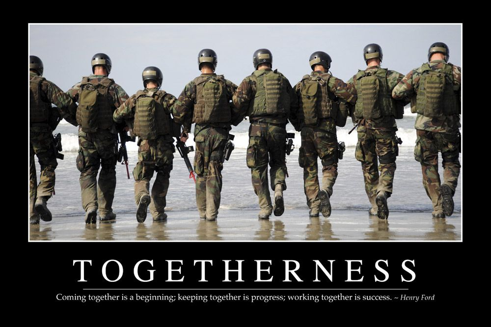 MARINES strength discipline SOLDIERS RESPECT Motivational Poster 24X36 U.S