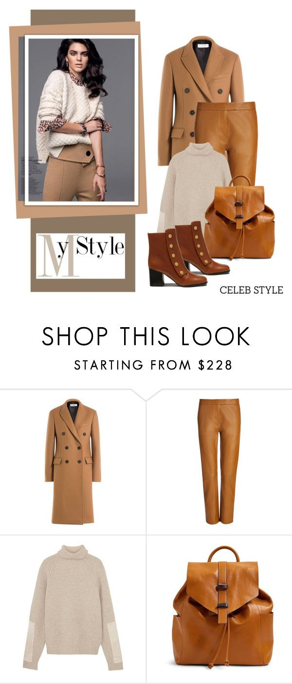 """My style is fantastic!"" by cinnamonrose30 ❤ liked on Polyvore featuring Jil Sander, Joseph, Victoria Beckham, Vera Bradley and Mulberry"