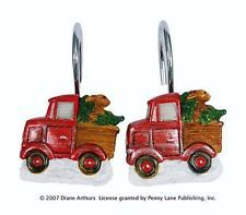 red truck christmas truck christmas