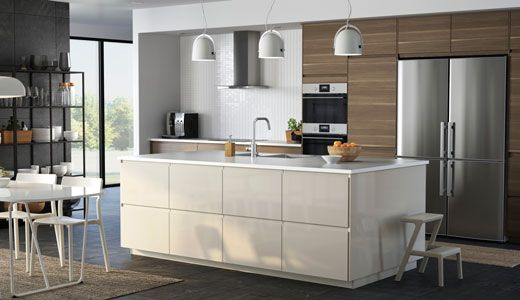 Mobel Einrichtungsideen Fur Dein Zuhause Ikea Kitchen Inspiration Beige Kitchen Ikea Kitchen Design