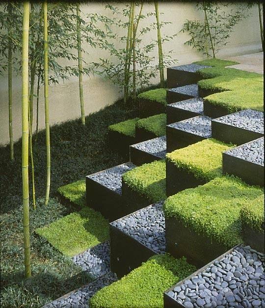 108 Ideen Für Moderne Landschafts  Und Gartengestaltung