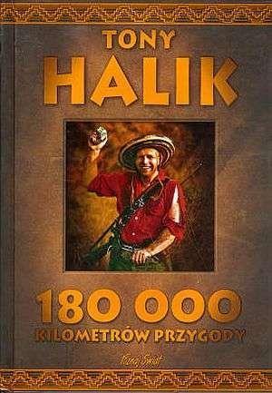 Okładka książki 180000 kilometrów przygody