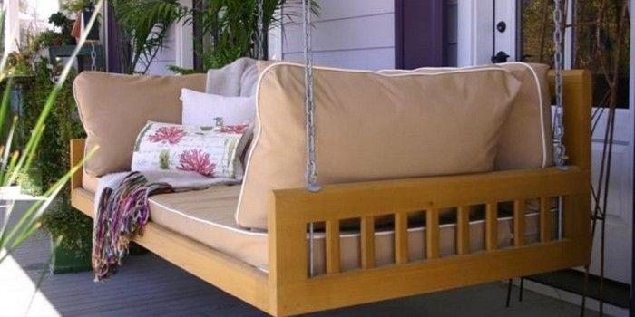 Original Charleston Bedswing Porch Bed Swings Swing Beds