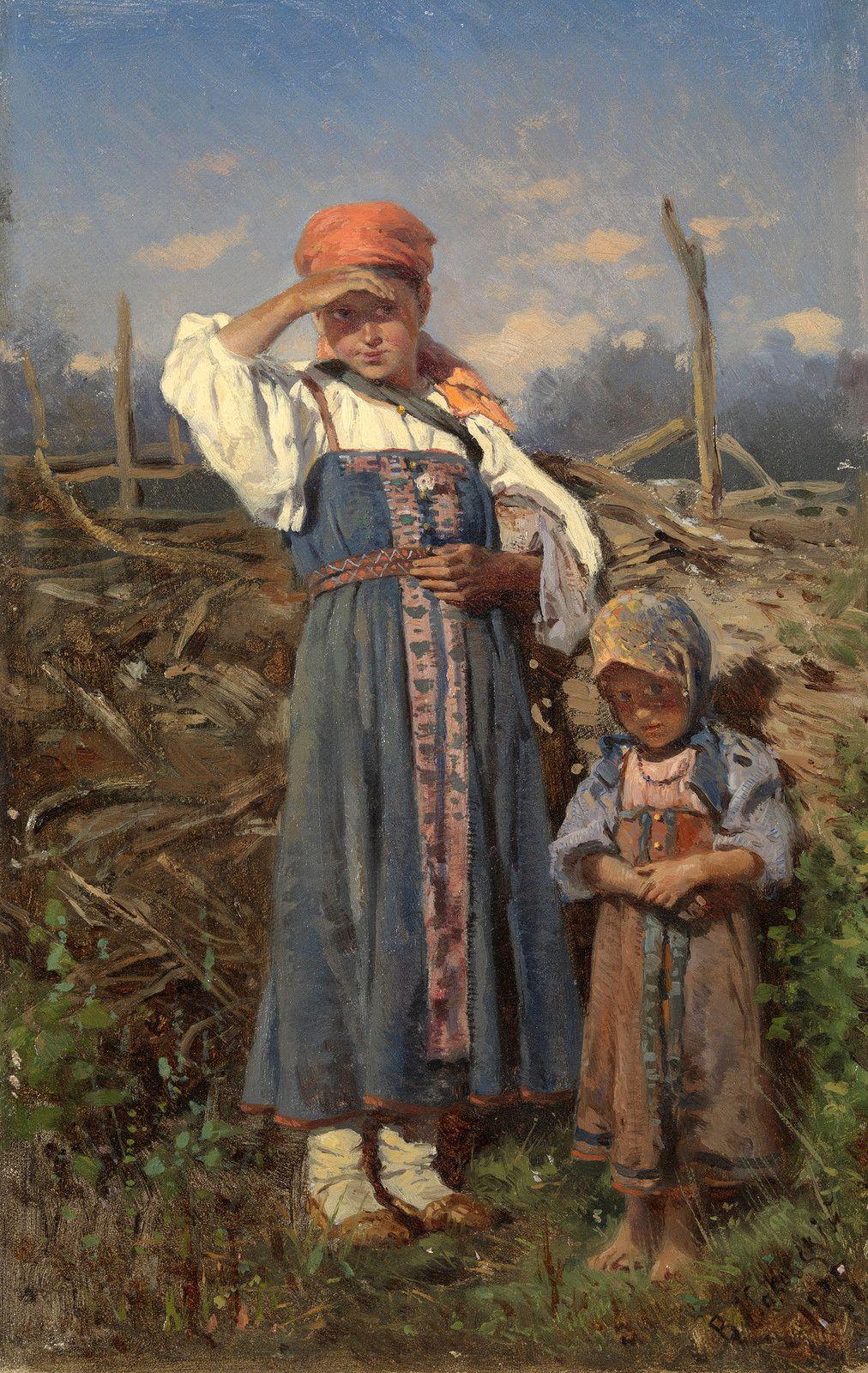 Видовых открыток, картинки крестьянина