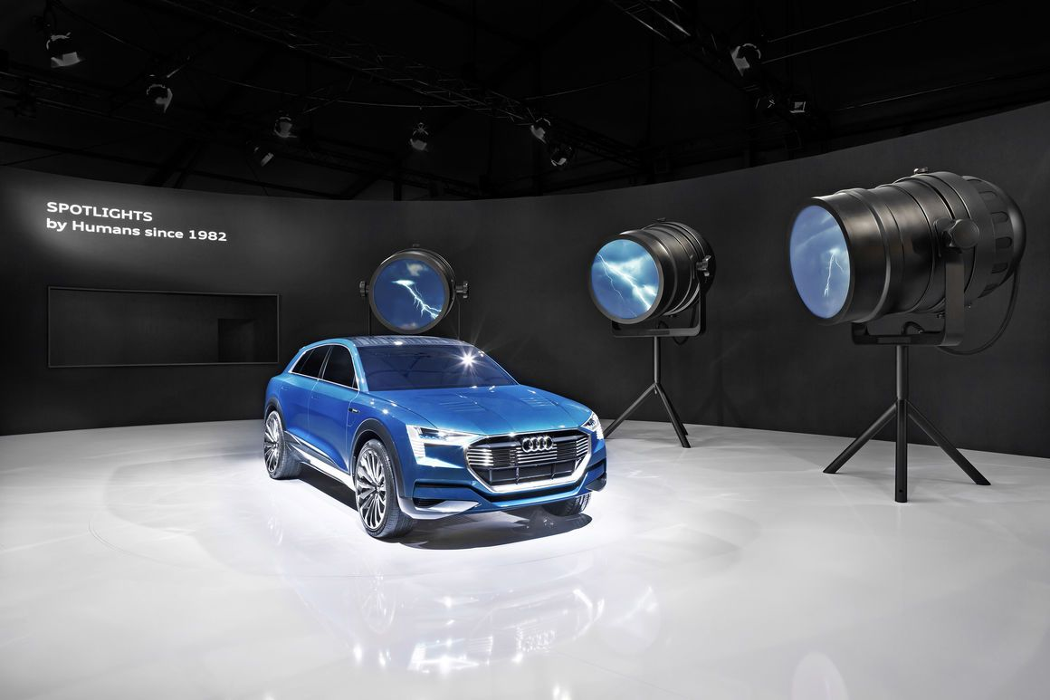 Audi at Design Miami: Into an Electric Future | Audi MediaCenter