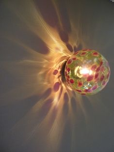 Colourful Free blown glass wall lights  http://www.archello.com/en/product/blown-glass-table-ampampamp-wall-lights