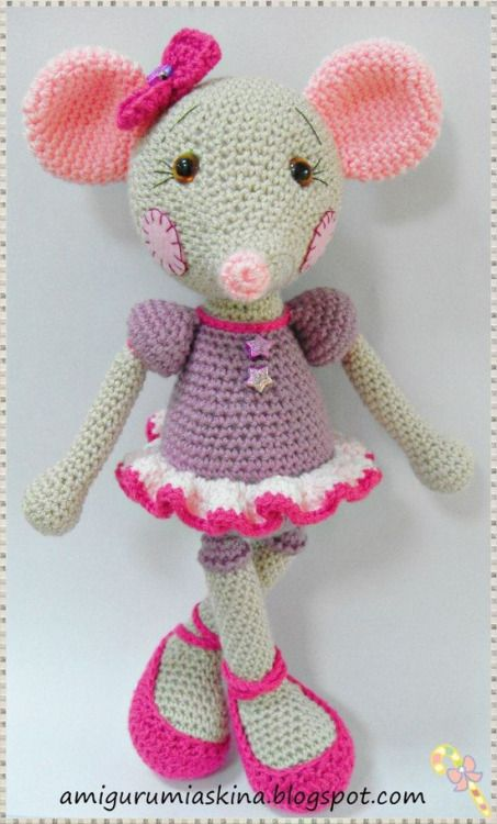 download a FREE pattern every day. | Toys crochet | Pinterest ...